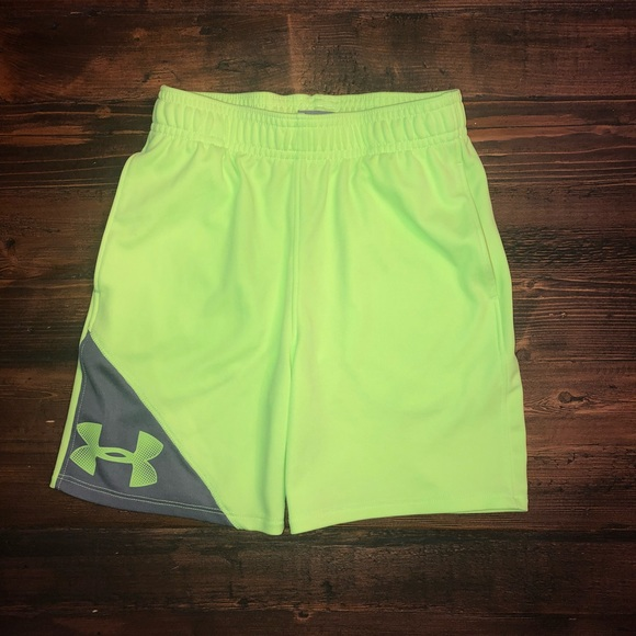Under Armour Other - Neon UA shorts